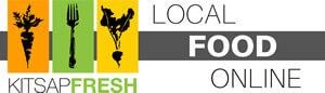 Kitsap Fresh - Kitsap WA - logo